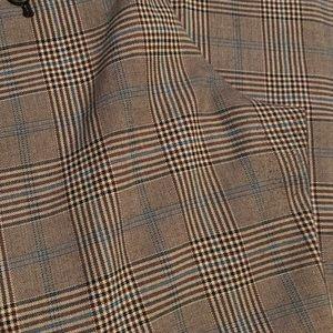 Limited Brown Plaid Pants